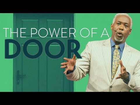 The Power of A Door | Bishop Dale C. Bronner | Word of Faith Family Worship Cathedral