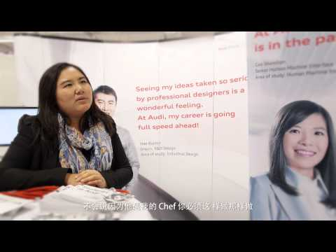 Audi China - SinoJobs Career Days