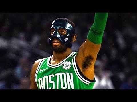 Masked Kyrie Irving Returning From Injury! Celtics Win Without Kyrie Irving! Raptors vs Celtics