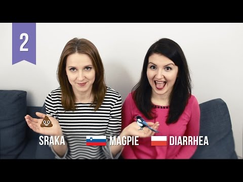 10 Slovene False Friends