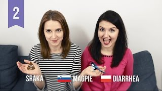 10 Slovene False Friends