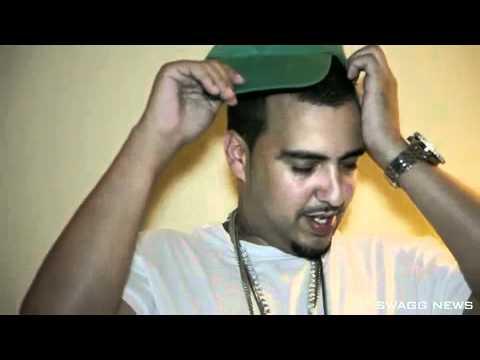 Swagg T.V Exclusive Interview With French Montana In L.A