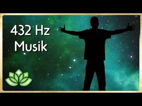 Heilende Frequenzen auf der Basis von 432 Hz Musik