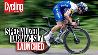 New Specialized Tarmac SL7: Goodbye Venge, Hello Varmac | First Look | Cycling Weekly