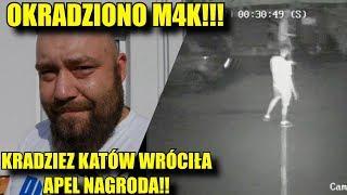 OKARDZIONO M4K GARAGE  UWAGA APEL  WYSOKA NAGRODA!!!!