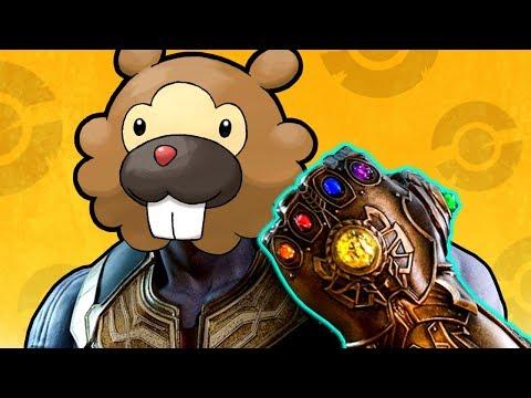 Thanos Pokemon Meme Review thumbnail