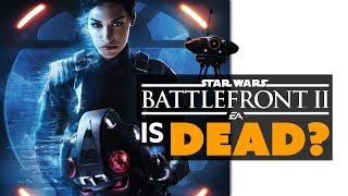Star Wars Battlefront 2 ALREADY DEAD? - The Know Game News