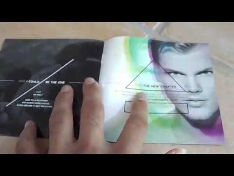 Avicii True (Album Unboxing)
