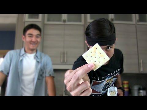 Saltine Cracker Challenge Destroyed