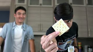 Saltine Cracker Challenge Destroyed