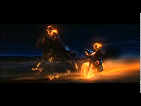 Ghost Rider Music Video   Ghost Riders In The Sky BY SpiderBait