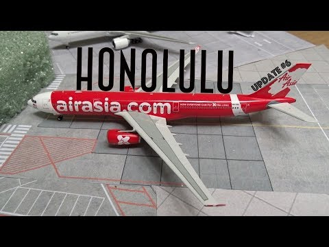 [Homemade] 1/400 Daniel K. Inouye Honolulu International Airport | Update #6