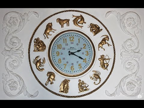 The Time Of The Day YOUR ZODIAC SIGN RULES