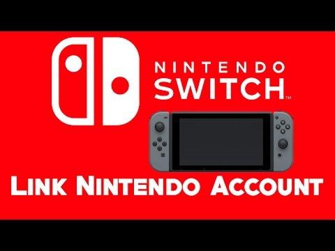 Link Nintendo Account Nintendo Switch