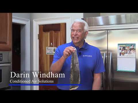 Why Does My Air Conditioner, HVAC, Smell Like Fish? Conditioned Air Solutions, Huntsville AL