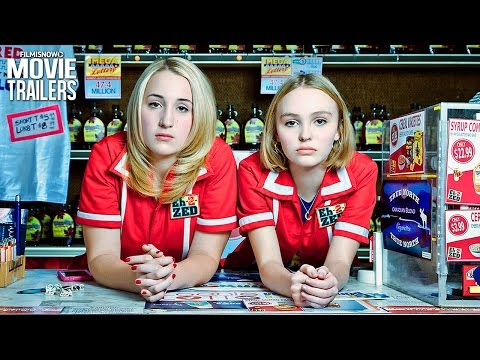 Kevin Smith's YOGA HOSERS International Trailer ft. Johnny And Lily Rose Depp [HD] streaming vf