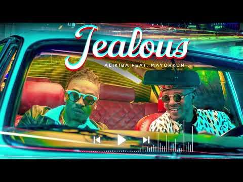 Download Alikiba feat Mayorkun - Jealous (Official Audio)