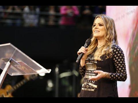 Pra. Ana Paula Valadão (Pregação Completa) Congresso Mulheres Diante do Trono 2016