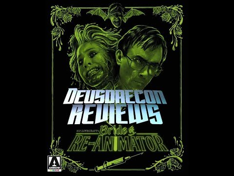 Bride Of Re-Animator: HP Lovecraft Month: Deusdaecon Reviews