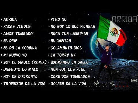 Corridos Mix 2020   Natanael Cano Mix   Top 20   Amor Tumbado, El Drip, Mi Nuevo Yo Pero No, Y Mas