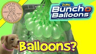 Bunch O Balloons....make 100 water balloons in less than a minute!