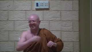 Day 6 of 9 - Evening Q&A - October 2013 meditation retreat