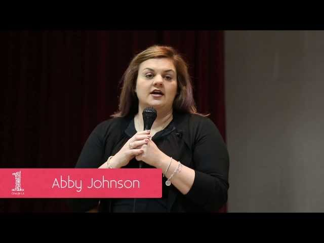Abby Johnson:  Un-spinning the Web of Planned Parenthood