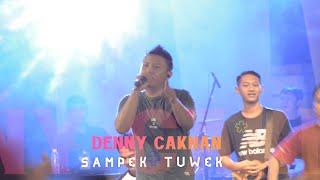 DENNY CAKNAN - SAMPEK TUWEK, LIVE AT FT UNY