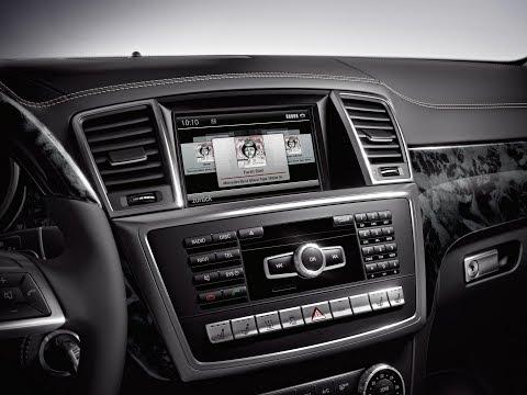 Mercedes Benz COMAND Online NTG 4.5 - Hidden Menu