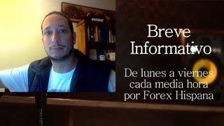 Breve Informativo - Noticias Forex del 1 de Febrero 2019