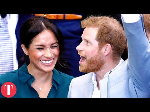 The Royal Reaction To Meghan Markle and Prince Harry Pregnancy Announcement