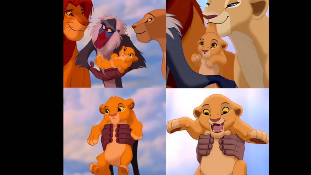 The Lion King - Kopa a...