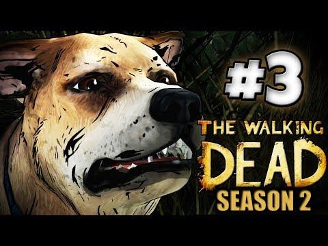 SADDEST DOG SCENE EVER ~ The Walking Dead Season 2 Gameplay ~ Episode 1 ~ Part 3