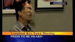 Vice Mayor Dave Brenner takes on Longboat Key News