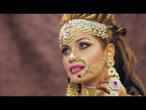 Western Bridal Makeup By Bhavna Pahwa | Marvelous Salon and Academy
