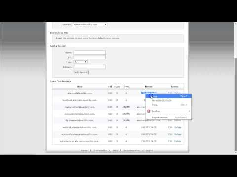 Enabling E-mail Through Your Webhost and CloudFlare
