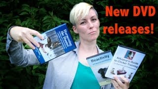 New Dog Training Dvd Releases!