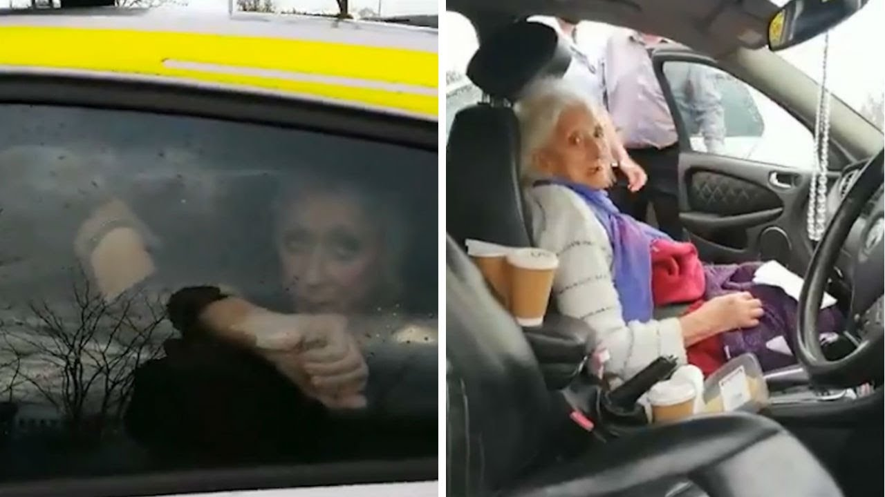 Retired nurse arrested for trying to 'rescue' mother, 97, from care home COVID1984