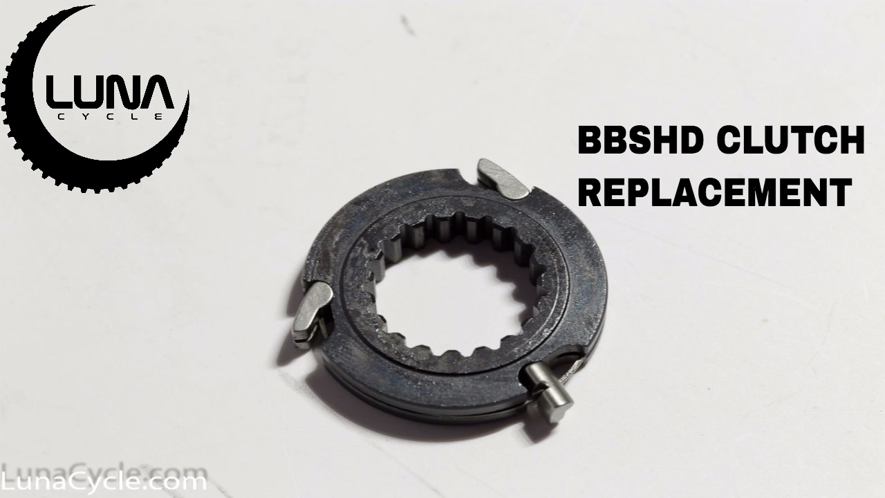 BBSHD Clutch Replacement Instructions
