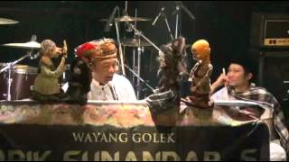 WAYANG GOLEK opik sunandar live konser in tokyo shibuya 2015