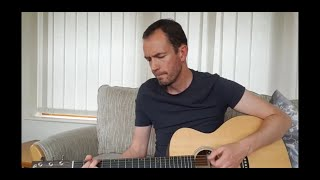 Baixar Western Stars - Bruce Springsteen solo acoustic cover by Steve Edwards