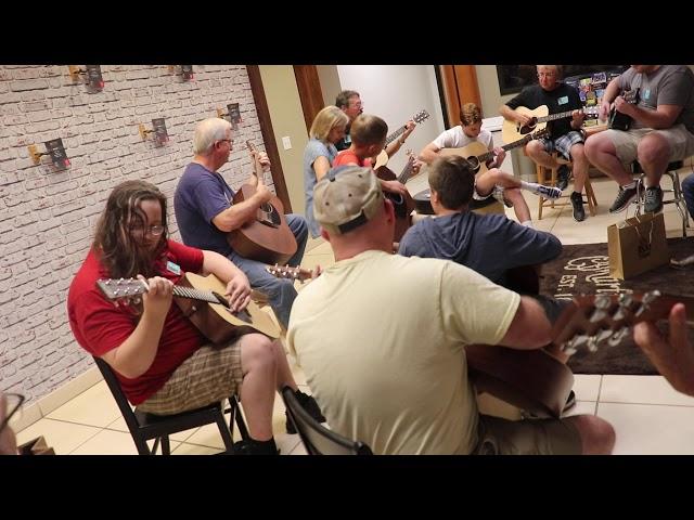 Martin Guitar Tour - Student Jam Session 2
