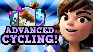 Smart Cycling in Clash Royale :: Advanced Tips w/ Coltonw83