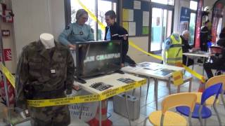 Carrefour des Métiers - Ensemble scolaire Jeanne d'Arc - Édition 2015 à Avallon (89)