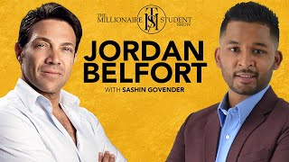 The Millionaire Student Show Episode 1  |  $100 Million Dollar Interview With Jordan Belfort