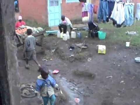 A talented Kenya 2007 Post Election Violence Orphan