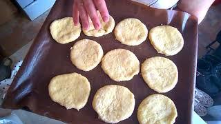 самые легкие печеньки вкусняшки!!!!