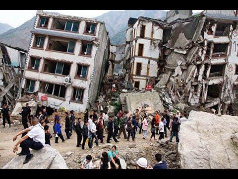 Massive 6.4 EARTHQUAKE Shake BALI ISLANDS 3.22.17