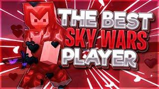 The Best Skywars Player (Not Clickbait) ( ͡° ͜ʖ ͡°)  - Hypixel Skywars