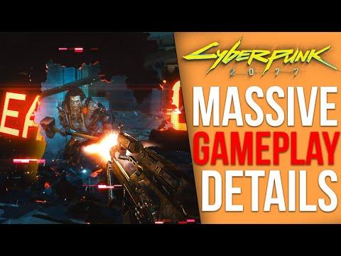 cyberpunk-2077-news---multiple-endings,-big-new-gameplay-details,-new-screenshots,-gameplay-coming